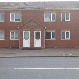 2 BEDROOM FLAT TO RENT IN CENTRAL STANLEY