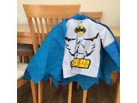 kids winter batman jacket 9-10 and 2-3 size