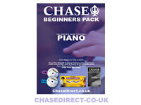 New Chase Beginners Pack The Complete Guide To Playing Piano