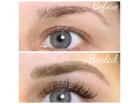 MICROBLADING EYEBROWS SPECIAL OFFER LEICESTER