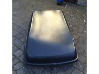 Halfords Roof Box,