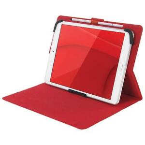 "Tucano Milano Italy TAB-FAP8-R Facile Plus 8"" Universal Tablet Folio Case - Red (New Other)"
