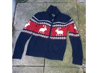 H&M knitted cardigan size xs