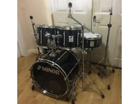 Fully Refurbished Sonor 2000 Drum Kit // Free Local Delivery