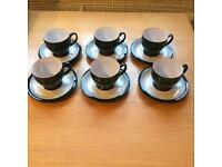 Tea set Denby Greenwich