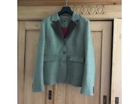 Checked Woman's Musto jacket
