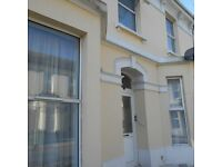 Two bedroom ground floor flat in central Plymouth