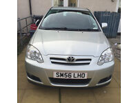 Toyota Corolla 2007 in very good condition