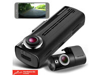 Dash Camera Thinkware F200 Front and Rear 2ch fitted
