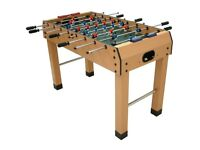 Football Table Made by MIGHTYMAST GEMINI- BRAND NEW STILL IN BOX