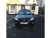 Ford Focus 1.6 Zetec 16v 5dr, Black