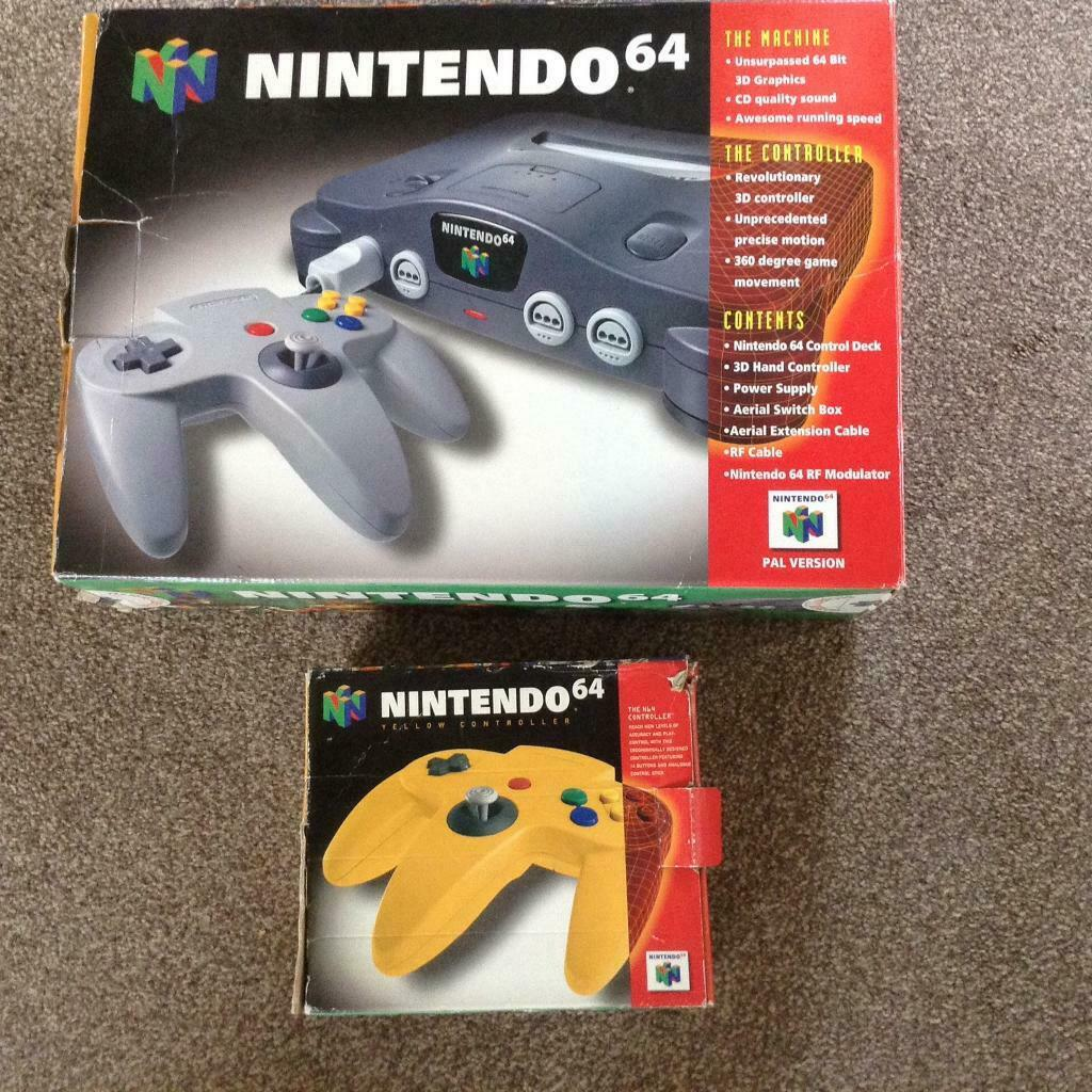 N64 Running On Ps3