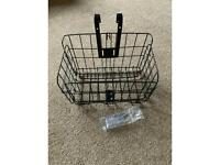 BRAND NEW Bicycle Wire Basket (Great Christmas Stocking Filler)