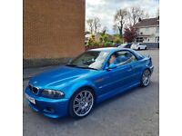 BMW, M3, Convertible, 2003, Manual, 3246 (cc), 2 doors
