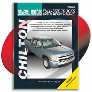 Avalanche 2007 owners manual chevrolet pdf