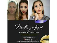 Makeup Artist. Mobile Services or at Beauty Salon