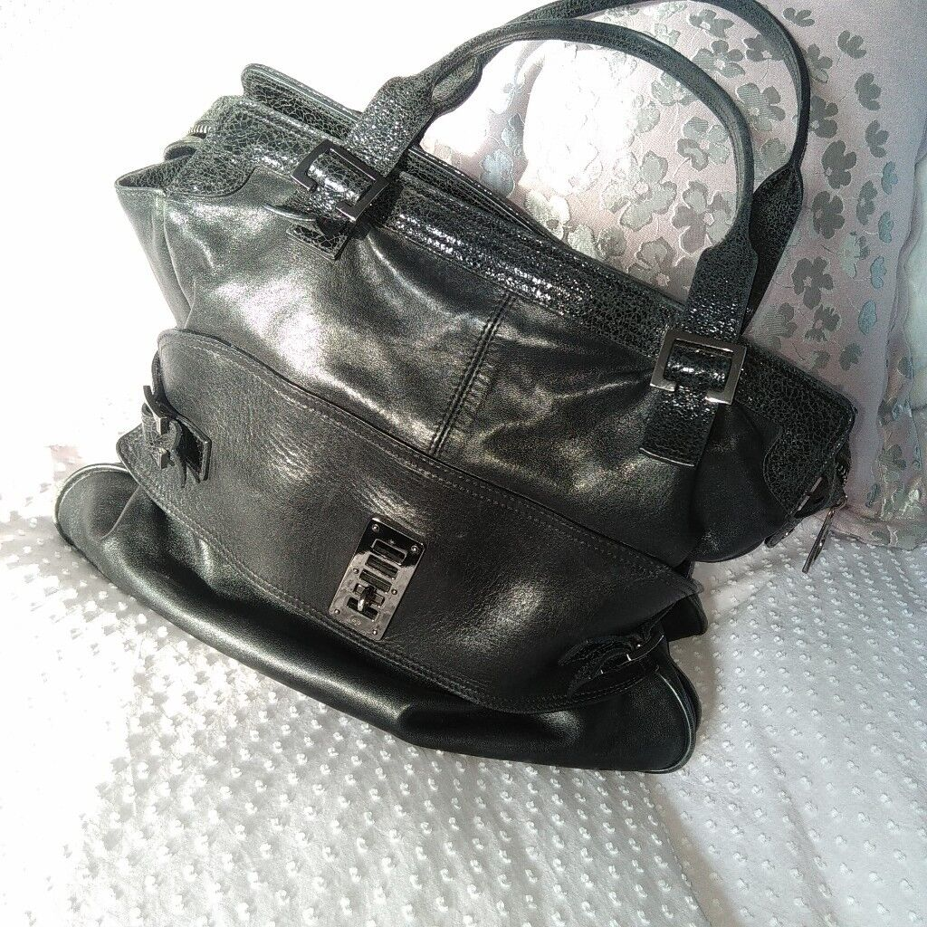 811874fdfc Genuine leather Preloved Mulberry bag