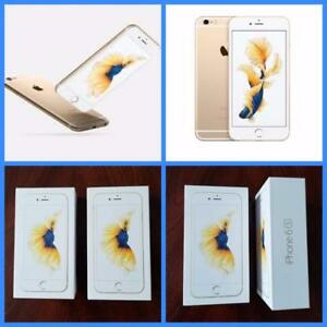 Brand New Apple iPhone 6S Gold 32GB, Factory Unlocked, Full 1 Yr Apple Warranty!!! Only $575