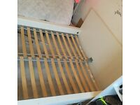 Dubble bed frame good as new need to go asap
