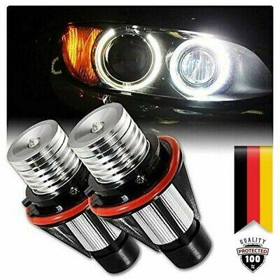 2x LED ANGEL EYES Standlicht für BMW E39 E53 E60 E61 E64 E65 E66 E87 E83 X3 X5