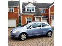 VAUXHALL CORSA 1.2 CLUB, LOW MILEAGE 48000, MOT 12 MONTHS, FULL VAUXHALL HISTORY