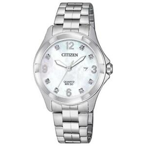 Citizen Quartz Women's Watch EU6080-58D