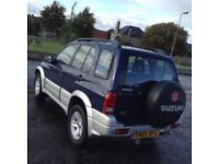 Bargain grand vitara 1 year mot, service history only £1695