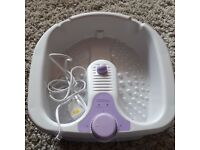 Morphy Richards Foot Spa