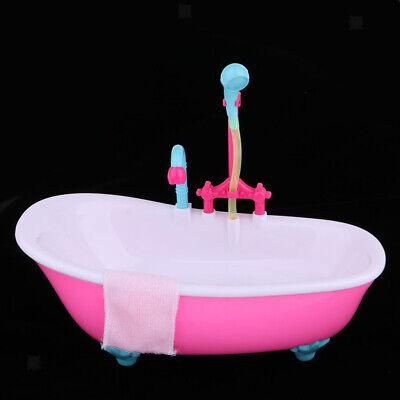 """Bathtub Furniture Model for 9-11"""" Reborn Doll MellChan Baby Doll Accessories"""
