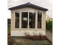 Static Caravan For Sale 12 Month Park **Skirted, With Great Pitch**