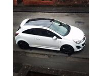 1.2 Limited Edition Vauxhall Corsa in White for sale 41k miles 1 year mot