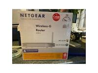 NETGEAR Sealed wireless G router