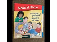 Read at home learning books x 30