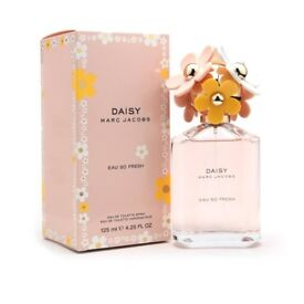 Brand New Boxed Daisy Marc Jacobs 125ml Eau De Toilette Spray