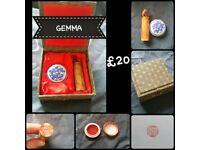 'Gemma' Chinese Name stamp