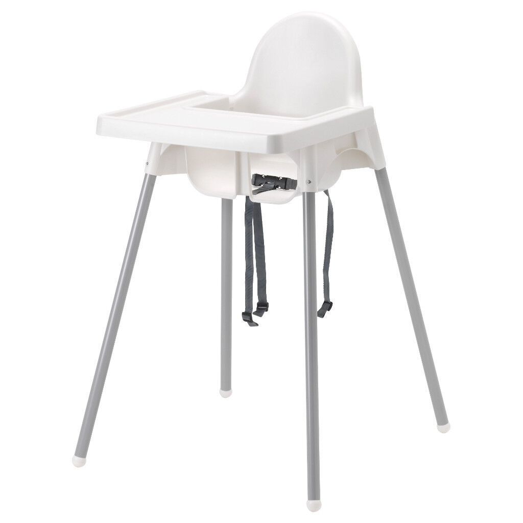 Ikea high chair, brought new, only used for one child