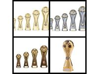Trophies Football team ** LOTS OF GREAT DEALS **