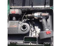 Ingersol rand 19.2v cordless drill.