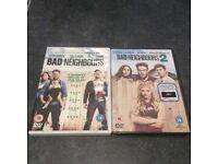 Bad Neighbours 1&2