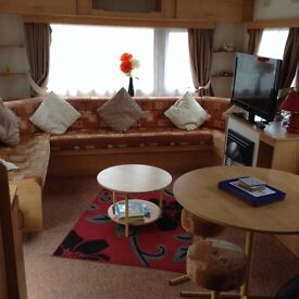 6 Berth Caravan @ Wemyss Bay Holiday Park