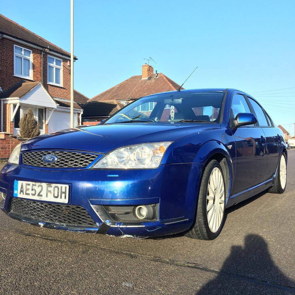 ford mondeo st 3 0 v6 st220 in leicester leicestershire. Black Bedroom Furniture Sets. Home Design Ideas