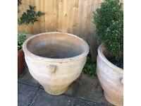 Oversized large plant pot