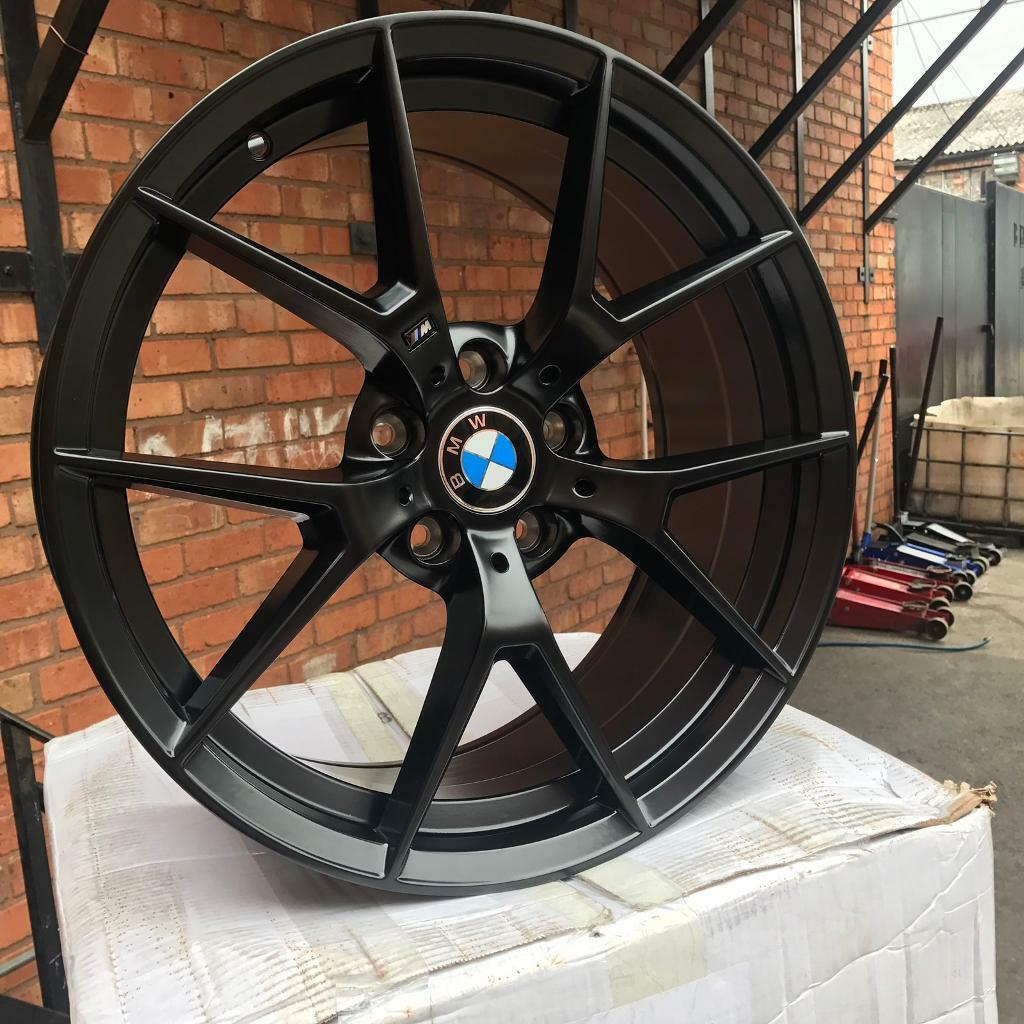 "Bmw M3 Cs: Bmw 763m M3 Cs M4 Cs Style Alloy Wheels 19"" 5120 Bmw F20"