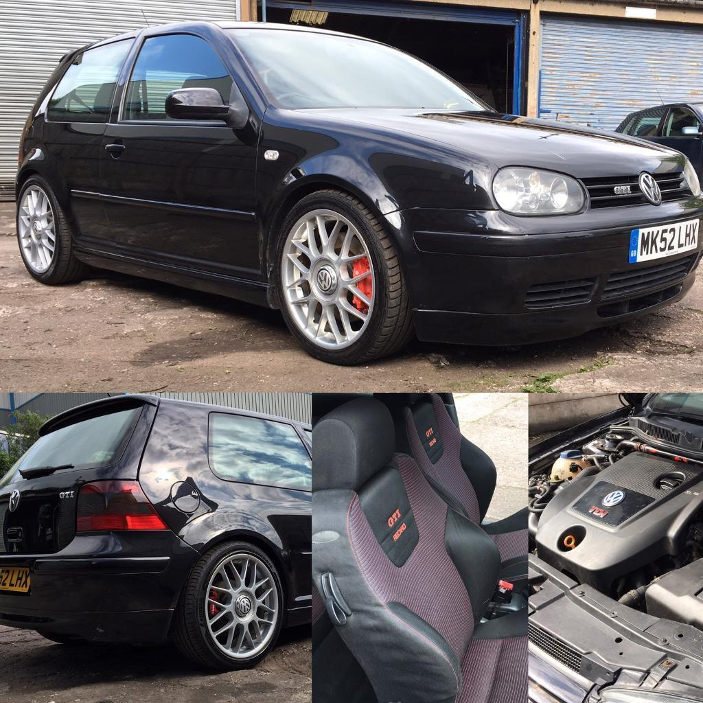 golf gti tdi mk4 anniversary limited edition in walsall west midlands gumtree. Black Bedroom Furniture Sets. Home Design Ideas