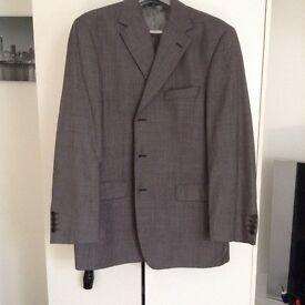 Men's marks and Spencer grey jacket