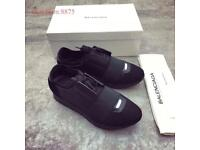 Balenciaga All Black Trainers
