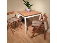 Kitchen table & 4 chairs - REDUCED
