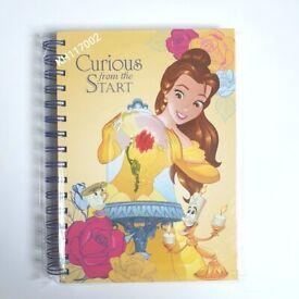 Joblot 24x Beauty And The Beast Notebook