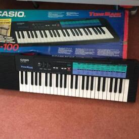 Keyboard- Casio CA-100