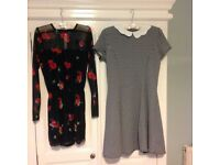 Girls dress and playsuit age 11-12